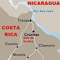 Nicaragua debe aclarar caso fronterizo Crucitas