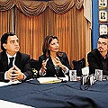 Laura Chinchilla, presidenta electa de Costa Rica