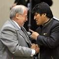 Bolivia y Brasil negocian por petróleo y litio