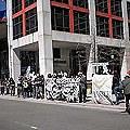 Protestaron en Toronto por Pascua Lama