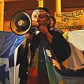 Comunidades Mapuche-Tehuelche marcharon contra la megaminería