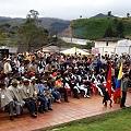 Pronunciamiento comunitario por explotación minera en El Almorzadero