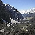La vuelta del proyecto de los glaciares