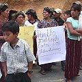 Pobladores adversan mineras e hidroeléctricas