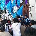 Escracharon al secretario de minería en Jujuy