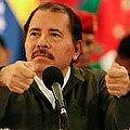 Daniel Ortega inaugura carretera y mina de oro