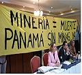 Foro de Ministros de Ambiente copado por antimienros