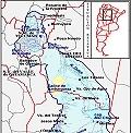 Alta concentración de metales de Alumbrera en cuenca del Salí
