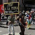 Realizaron una contra jornada minera en Córdoba