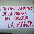 Convocan paro indefinido contra proyecto minero La Zanja