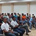 Jóvenes realizaron conferencia sobre Barrick Gold