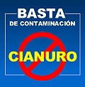 Buscan derogar prohibición de uso de cianuro.