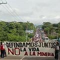 Avanza la resistencia contra la política minera de Santos