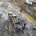Inician paro por la contaminación minera
