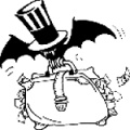 El gobierno crió cuervos que se hacen vampiros