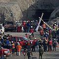 Desastre en una mina chilena