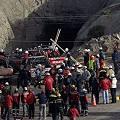 Rescate de mineros chilenos podría tardar meses