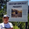 Inmolado, perdura en cada río patagónico