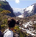 La importancia de los glaciares chubutenses