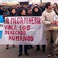 Escrachan a los Kirchner en La Rioja