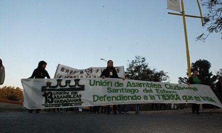 «Logramos hacer visible la lucha santiagueña»