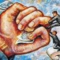 Rebeldía por distribución de la renta en el país modelo minero
