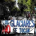 El gobierno nacional demora la aplicación de la ley de Glaciares