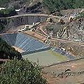 Cianuro de mina Dolores en Río Tutuaca