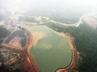Reportan riesgos de contaminación por minería