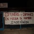 Nuevo quiebre entre huelguistas y Minera Los Pelambres
