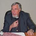 Obispo Santos a favor de la nueva Ley de Minería