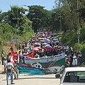 Marcharon en Chicomisuelo contra minería