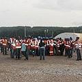 Heridos en manifestación de obreros de Barrick Gold