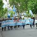 Activismo en San Juan contra los proyectos mineros del gobierno