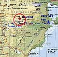Una operación combinada del gobierno chubutense y las mineras