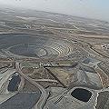 Tubería rota produce derrame en mina Las Cruces