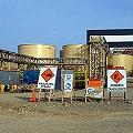 Minera cerrada tres días por rotura de agitador de cianuro de sodio
