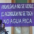 """Andalgalá confirma que no hay """"derrame de la minería"""""""