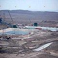 La aridez, el agua salada  y la sed de las mineras en el norte