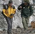 «El retroceso de los glaciares es una realidad»