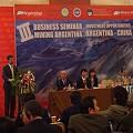 Feria argentina en China para vender recursos