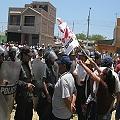 Nuevas protestas por proyecto minero Tía María