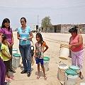Pobreza y la crisis mundial del agua