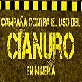 Chile se suma a campaña contra uso de cianuro en minería