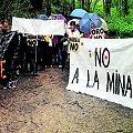 Denuncian la mina de Tapia en el TSJ de Asturias