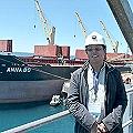Siguen zarpando barcos con hierro hacia China