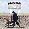 Seguimiento sobre la contaminacion ambiental en Abra Pampa