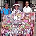 Rechazan huicholes minera en 'Wirikuta'