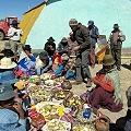 Rechazo a explotacion minera en Challapata