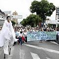 30 mil en las calles en defensa del agua